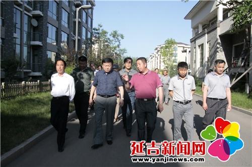 朝鲜族民俗园,帽儿山国家森林公园,延吉天池大桥,碧水园林小区实地
